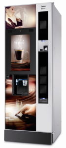 VendCoffee - Canto Touch coffee vending machine