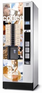 VendCoffee - Necta Canto Plus coffee vending machine